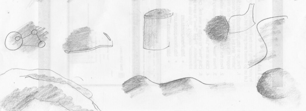 Shading doodles